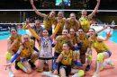 Маричанки триумфират след победата