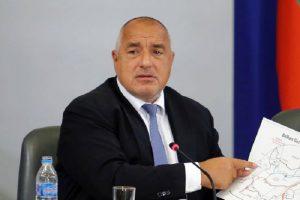 Бойко Борисов, министър-председател на Република България