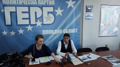 Георги Мараджиев, лидер на ГЕРБ в оставка и все още кмет на Стамболийски.