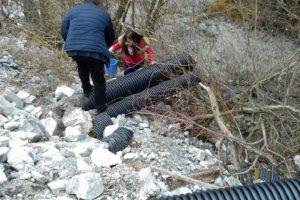 И вторите проби показват замърсяване на река Юговска.
