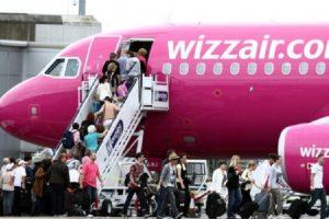 Всички пътници, били в Китай 14 дни преди полета, ще бъдат връщани, предупреди Wizz Air