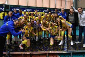 Шампионките от Марица могат да вдигнат купата отвоно до седмица