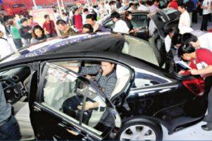 Китай е най-големият пазар за коли в света