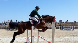 Красивите коне и жокеите създадоха празничната атмосфера на Тодоровден.