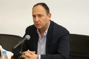 "Директорът на УМБАЛ ""Свети Георги"" проф. д-р Карен Джамбазов"