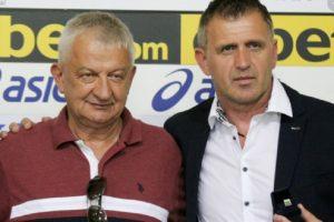 Крушарски и Акрапович отказаха лакера в Боровец.