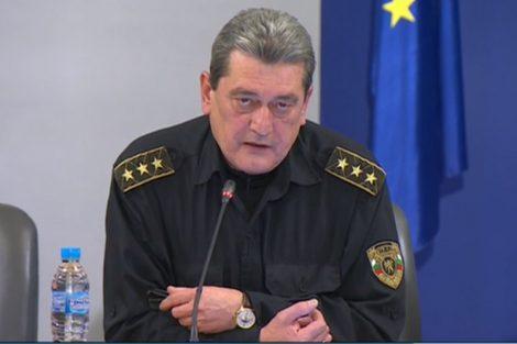 Главен комисар Никола Николов
