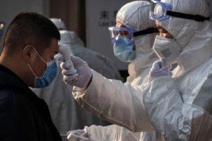 Франция е разделена на зони в зависимост от броя на заразените