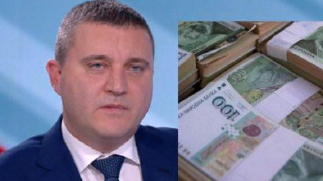 Министър Горанов обяви, че в събота ще има яснота за мярката 60:40