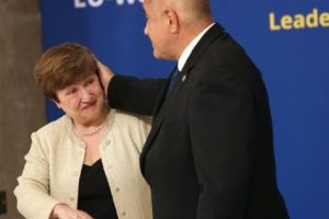 Кристалина Георгиева похвалила Борисов