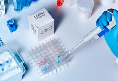 Проба за коронавирус
