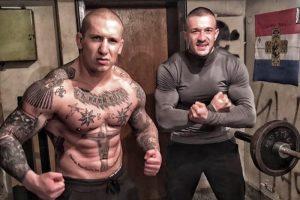 Павел Георгиев и Любомир Делев