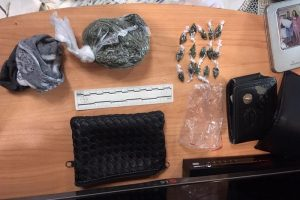 Синтетичната дрога в дома на Рашко Гардияна