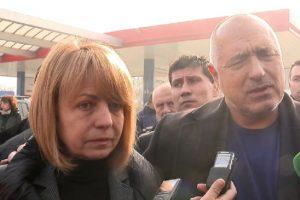 Борисов скръцна със зъби и Фандъкова реагира моментално