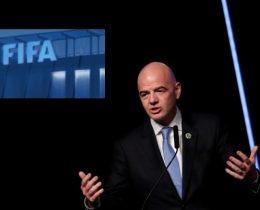 FIFA, Джани Инфантино