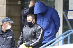Кристиан Николов след задържането си