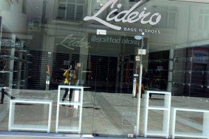 По време на извънредното положение доста магазини опустяха.