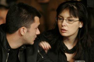 Тачо и жена му Жени Калканджиева