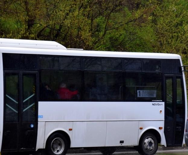 Автобус, архив