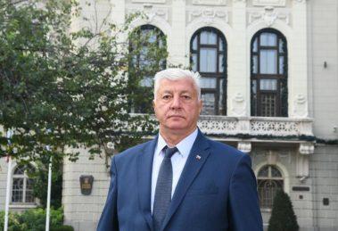 Здравко Димитров-Зико, кмет на Пловдив