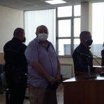 Али Ваджиолах и Али Юксел в съда