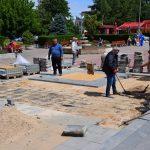 Подменят част от настилката на площада в Асеновград
