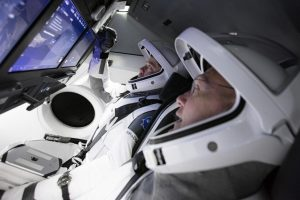 Dragon полетя към МКС