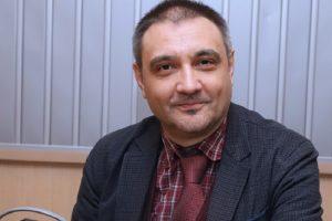 Доц. Андрей Чорбанов, снимка: БНР