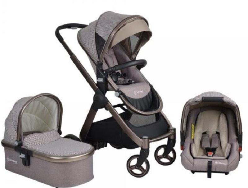 Бебешки колички в магазина на Вис Виталис