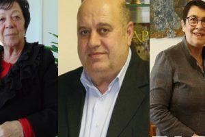 Божана Апостолова, Стойо Вартоломеев и Тони Симидчиева