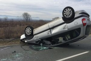 Катастрофата край Копринка.