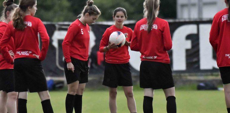 Футболистките на Локото започнаха тренировки