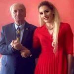 Сулейман Реджепи и младата му булка Емина Йетиши