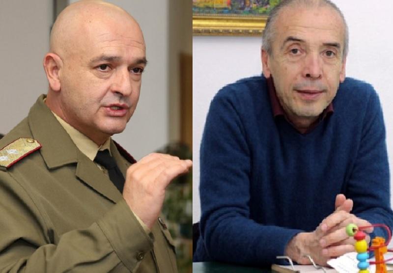 Мутафчийски и Мангъров - двамата са като скачени съдове