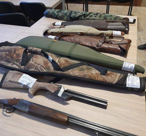 От единия бракониер е иззето незаконно оръжие