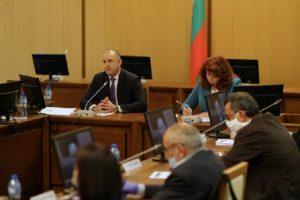 Президентът Радев с нова критика към управляващите