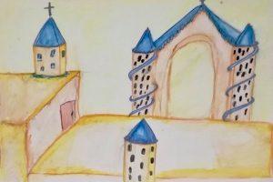 Една от рисунките в конкурса