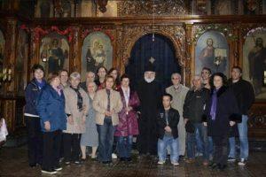 """Църковното настоятелство на храм """"Св. Пантелеймон"""""""