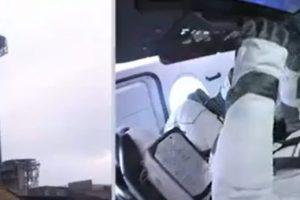 Първият частен полет в Космоса беше отложен.