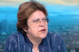 Татяна Дончева с громяща критика към властта