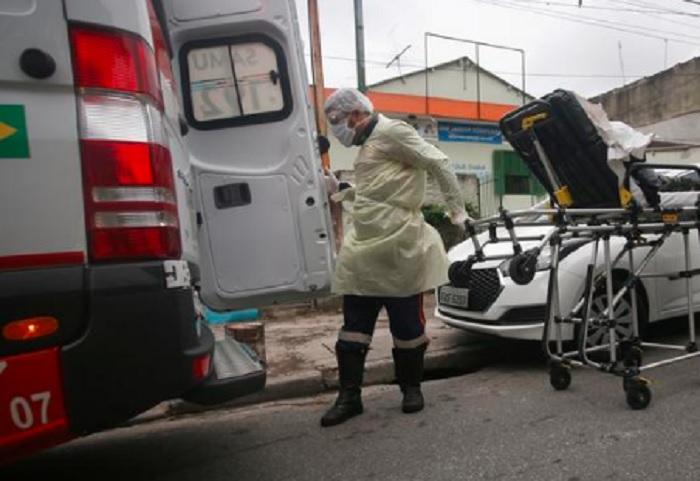 Епидемията от коронавируса в Бразилия се влошава