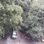 Лятна буря в Пловдив
