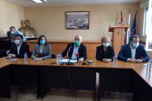 Пресконференция на БСП Пловдив