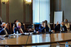 Комисията по вътрешна сигурност отхвърли ветото на Радев