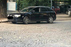 48-годишен дрифти в Пловдив, съставен му е акт