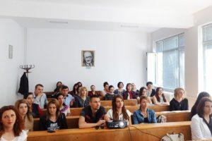 Студенти от филиала на ПУ в Смолян