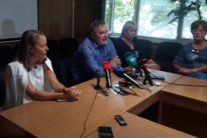 Д-р Ангел Кунчев съобщи новината в Пловдив