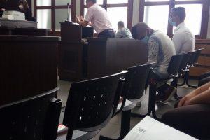 И двамата подсъдими обявиха, че съжаляват за случилото се