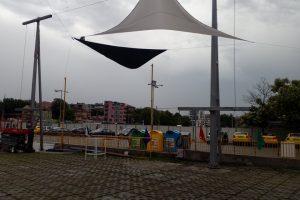 На това място ще е първото автокино в Пловдив.