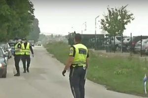 Засилено полицейско присъствие в Буковлък